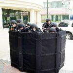 Case Study - Comprehensive Solutions - Photo Ballastic Shield